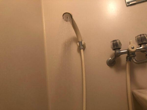 セックスの前にシャワーを浴びる