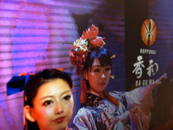 ニューハーフが躍るショーレストラン六本木KAGUWAの紹介